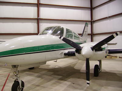 Cessna 310R Fractional Owner aircraft