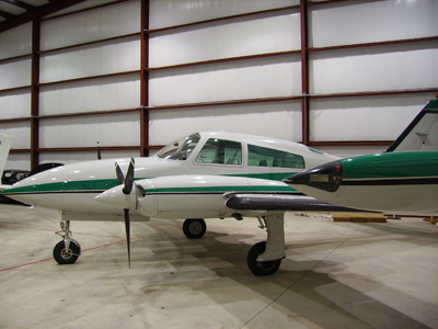 Cessna fractional owner shared business aircraft
